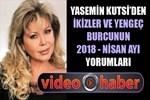 Yasemin Kutsi'den İkizler ve Yengeç Burcunun 2018 - Nisan ayı yorumları!