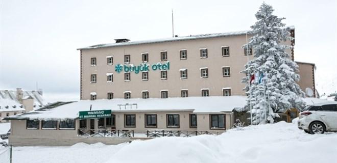 Bir döneme damga vuran otel yıkıldı!