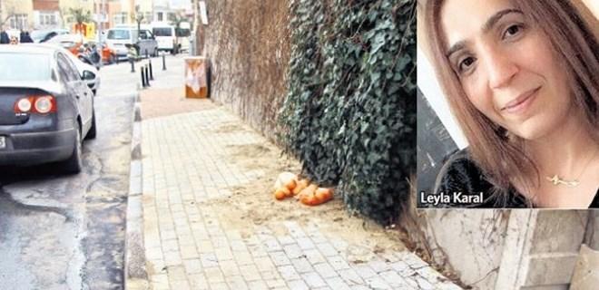 Sokak ortasında karısının boğazını kesen cani tutuklandı!