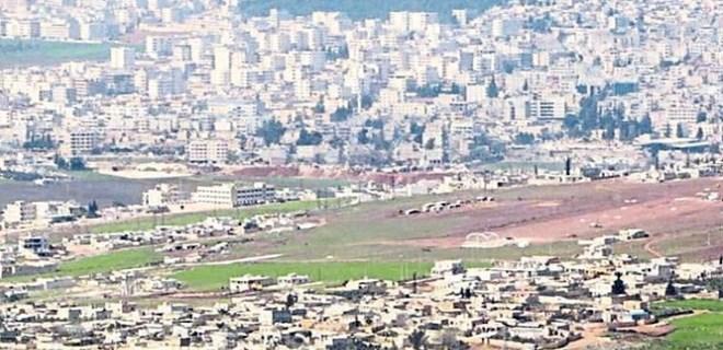İHA'lar Afrin'in röntgenini çekti!