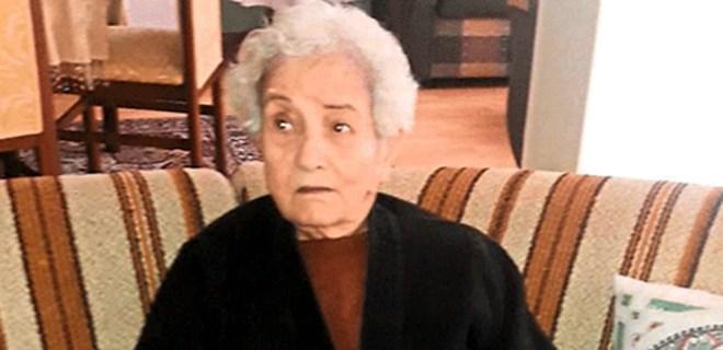Yaşlı kadına dehşet veren saldırı!