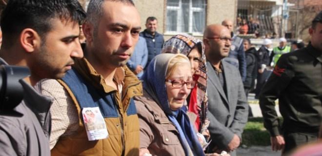 Afrin şehidi Sergen Pamukçu Hatay'da defnedildi