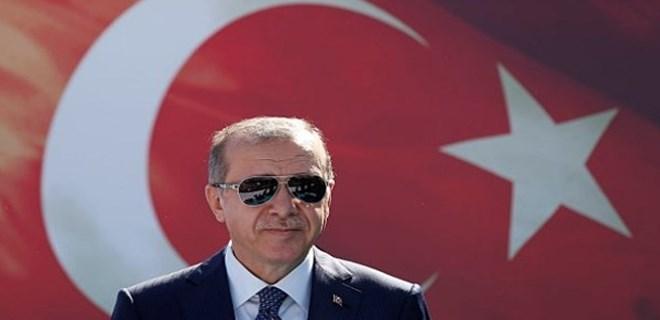 Cumhurbaşkanı Erdoğan'dan Cezayirli gazeteciye ayar!