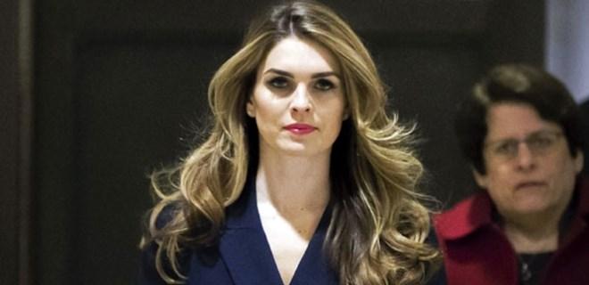Beyaz Saray İletişim Direktörü istifa etti!..