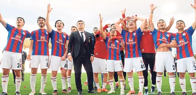 Altınordu'da Süper Lig hesapları!