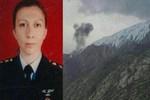 Düşen Türk jetindeki pilotun son konuşması ortaya çıktı