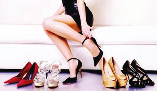 Ayakkabılarınız dolap beklemesin!