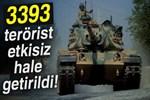 Afrin'de flaş gelişme!.. Sayı 3393 oldu