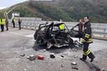 Bursa-İstanbul otobanında feci kaza!..