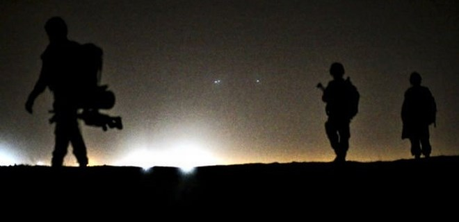Sincar'da 7 noktaya Irak'la operasyon!