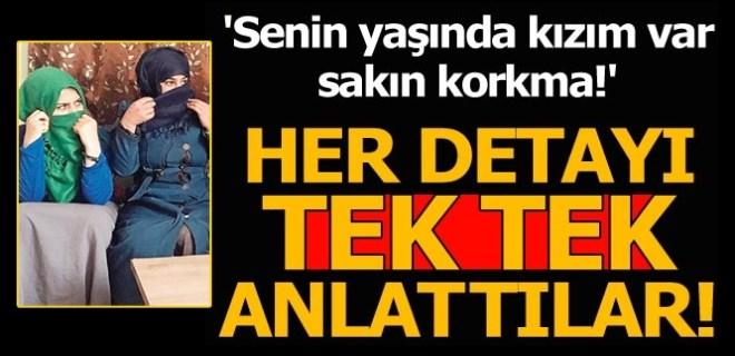Burseya'da yakalanan YPG'liler konuştu!