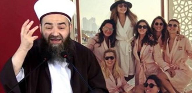 Cübbeli Ahmet'ten 'jet kazası' çıkışı!
