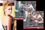 Farah Zeynep Abdullah yeni sevgilisiyle görüntülendi