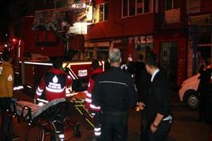 İstanbul Fatih'te korkunç yangın!..
