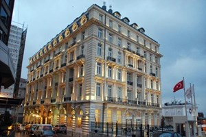 Otel zincirinden 'Pera' markasına ihtiyati tedbir