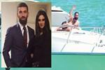 Aslıhan - Arda Turan çiftinin yaz tatili planı hazır