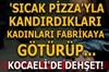 Kocaeli'nin Gebze ilçesinde kendilerine polis süsü veren 4 kişi tarafından kaçırılan ve cinsel...