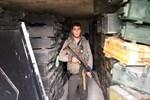 Afrin'de dağ taş cephane!