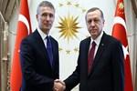 Erdoğan ile Stoltenberg telefonda görüştü