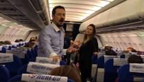 10 bin metrede Çanakkale Türküsü