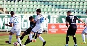 1. Lig'de çılgın maç: 9 gol