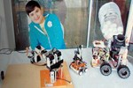 15 yaşındaki mucitin dev başarısı