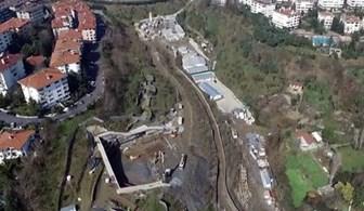 İstanbul trafiğini rahatlatacak proje havadan görüntülendi