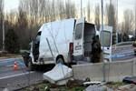 Kütahya'da terör saldırısı sanılan kaza!