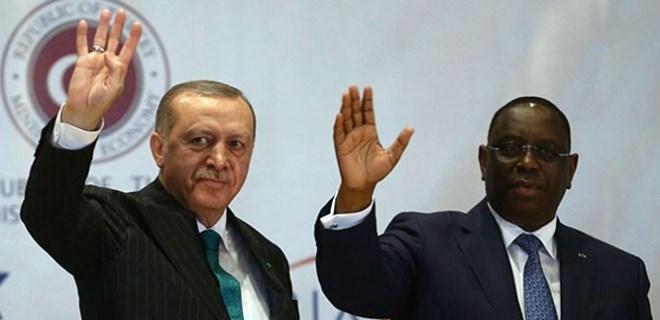 Cumhurbaşkanı Erdoğan: '400 milyon dolar hedefini ortaya koyduk'