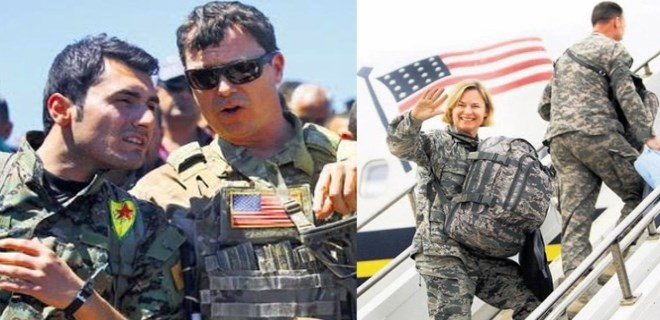 ABD, YPG'li teröristlere 20 üs kurdu!