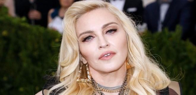 Madonna'yı bir de en sade haliyle görün