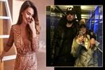 Aslı ile Murat'tan asansör selfiesi!