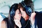 Adriana Lima'dan Metin Hara'ya aşk sözleri!