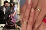 Ferhan Şensoy ve Cem Öğet nişanlandı