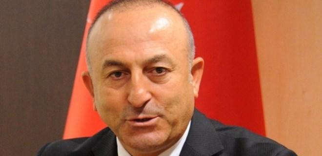 Mevlüt Çavuşoğlu'ndan Suriye açıklaması
