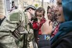 Afrin'e yardım yağıyor!
