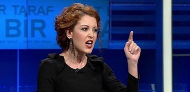 Nagehan Alçı RTÜK'ü yerden yere vurdu