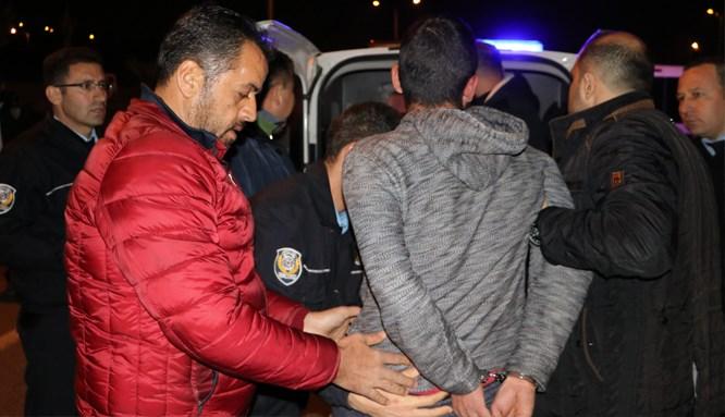 Sivas canisi Kahramanmaraş'ta yakalandı!