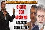 İrfan Değirmenci'den Ahmet Hakan'a 'Cem Küçük' sorusu