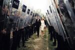 Kadın polis kendisini yanlışlıkla vuran meslektaşı ile evlendi