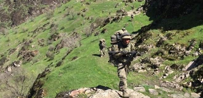Irak'ta PKK'nın lojistik hattı devre dışı kalacak