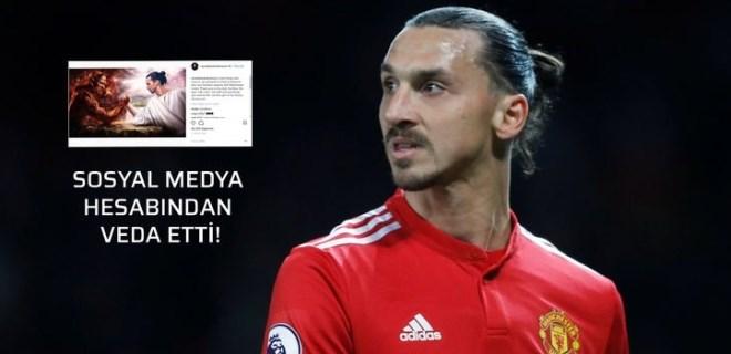 Manchester United, Ibrahimovic'in sözleşmesini feshetti!