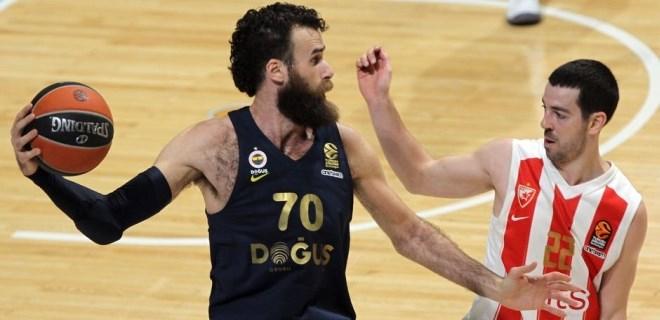 Kızılyıldız: 63 - Fenerbahçe Doğuş: 80