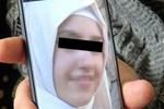 Yorgana sarılıp kaçırılan genç kızdan iyi haber!