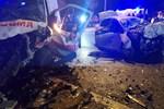 Kayseri'de otomobil ve ambulans çarpıştı!