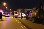 Ortaköy'de gece kulübü önünde silahlı kavga!