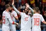 İspanya: 6 - Arjantin: 1