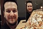 Şahan Gökbakar'dan İtalyan işi pizza