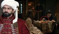 'Mehmed Bir Cihan Fatihi' dizisinde pes dedirten hata!