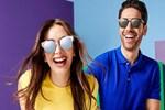 Neslihan Atagül ve Kadir Doğulu çifti reklamda rol aldı